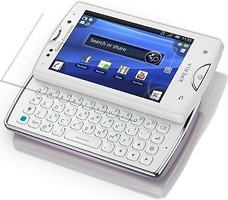 Фото Screen Guard for Sony Ericsson SK17i Xperia Mini Pro Clear