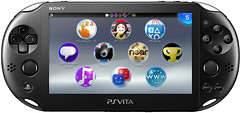 Фото Sony PlayStation Vita Slim