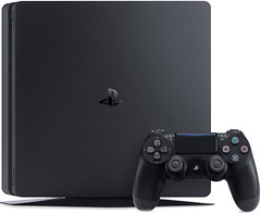 Фото Sony PlayStation 4 Slim 500 GB