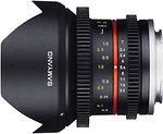 Фото Samyang 12mm T2.2 NCS CS VDSLR Micro 4/3