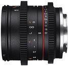 Фото Samyang 21mm T1.5 ED AS UMC CS Canon EF-M
