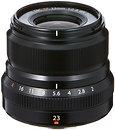 Фото Fujifilm XF 23mm f/2 R WR
