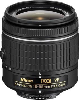 Фото Nikon 18-55mm f/3.5-5.6G AF-P VR DX Nikkor