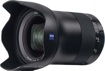 Фото Zeiss Milvus 25mm f/1.4 ZE.2 Nikon F