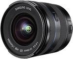 Фото Samsung 12-24mm f/4.0-5.6 ED NX (W1224ANB)