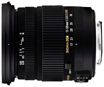 Фото Sigma AF 17-50mm f/2.8 EX DC OS HSM Nikon F
