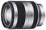 Фото Sony 18-200mm f/3.5-6.3 E (SEL-18200)