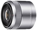 Фото Sony 30mm f/3.5 Macro E (SEL-30M35)