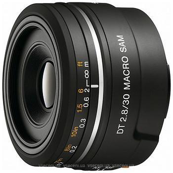 Фото Sony 30mm f/2.8 DT Macro SAM (SAL-30M28)