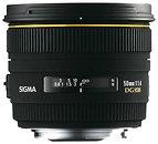 Фото Sigma AF 50mm f/1.4 EX DG HSM Canon EF