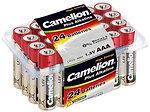 Фото Camelion AAA Alkaline 24 шт Plus Alkaline (LR03-PB24)