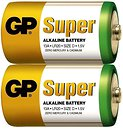 Фото GP Batteries D LR20 1.5B Super GP Alkaline 2 шт (13A-S2)
