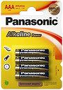 Фото Panasonic AAA Alkaline 4 шт Alkaline Power (LR03REB/4BP)