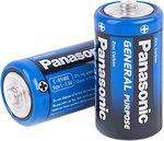 Фото Panasonic C Zinc-Carbon 2 шт General Purpose (R14BER/2P)