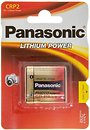 Фото Panasonic CR-P2 3B Lithium 1 шт (CR-P2L/1BP)