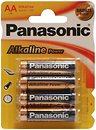 Фото Panasonic AA Alkaline 4 шт Alkaline Power (LR6REB/4BPR)