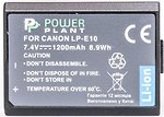 Фото PowerPlant Canon LP-E10 (DV00DV1304)