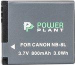 Фото PowerPlant Canon NB-8L (DV00DV1256)