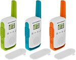 Фото Motorola Talkabout T42 Triple Pack