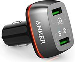 Фото Anker PowerDrive+ 2 with Quick Charge 3.0 V3 (A2224H11)