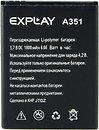 Фото Explay A351 1800 mAh