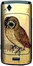 Фото SOX Artist A. Durer Little Owl Samsung Wave S8500