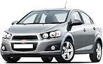 Фото Chevrolet Aveo седан (2011) 1.4 5MT LTZ (T4NK57Q)