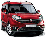 Фото Fiat Doblo (2014) 1.4 5MT Panorama Pop