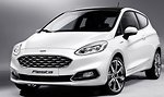 Фото Ford Fiesta (2017) 3-дв 1.1 5MT Ambiente
