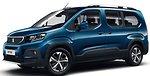 Фото Peugeot Rifter (2018) 1.6 HDi (92 hp) 5MT Access L1