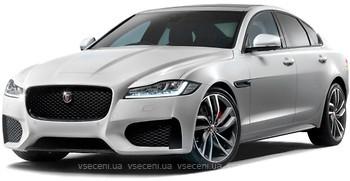 Фото Jaguar XF (2015) 3.0 (V6 S/C 340 л.с.) 8AT R-Sport
