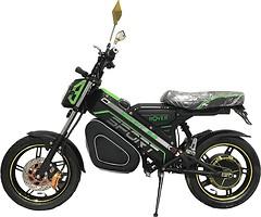 Rover Impulse Black-Green