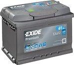 Фото Exide Premium 61 Ah (EA612)