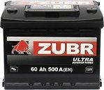 Фото ZUBR 6СТ-60 Ah Euro