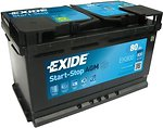 Фото Exide AGM Start-Stop 80 Ah (EK800)