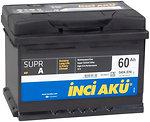 Фото Inci Aku Supr A 60 Ah (0)