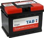 Фото TAB Magic 62 Ah (0) (56249, 189063, M62)
