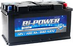 Фото BI-Power 100 Ah Euro