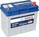 Фото Bosch S4 Silver 45 Ah (S4 020)