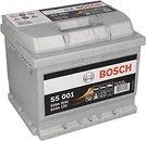 Фото Bosch S5 Silver Plus 52 Ah (S5 001)