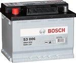 Фото Bosch S3 56 Ah (S3 006)