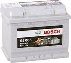 Фото Bosch 63 S5 Silver Plus (S5 005)
