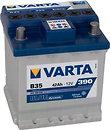 Фото Varta Blue dynamic 42 Ah (B35) (542 400 039)