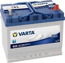 Фото Varta Blue dynamic 70 Ah (E23) (570 412 063)