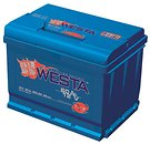 Фото Westa 6CT-60 Premium 600A