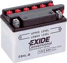 Фото Exide Conventional 4 Ah (EB4L-B)