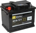 Фото Starline Energy 60 Ah Euro