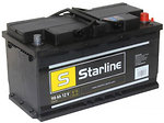 Фото Starline High Power 90 Ah Euro