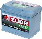 Фото ZUBR Premium 6СТ-63 Ah