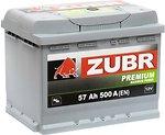 Фото ZUBR Premium 6СТ-57 Ah Euro